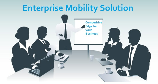 Enterprise Mobility Cutting Edge Banner