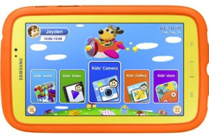 Samsung Tab 3 for Kids