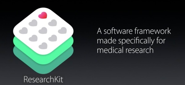 Apple ResearchKit Banner