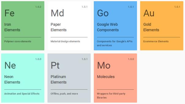 google-polymer-elements