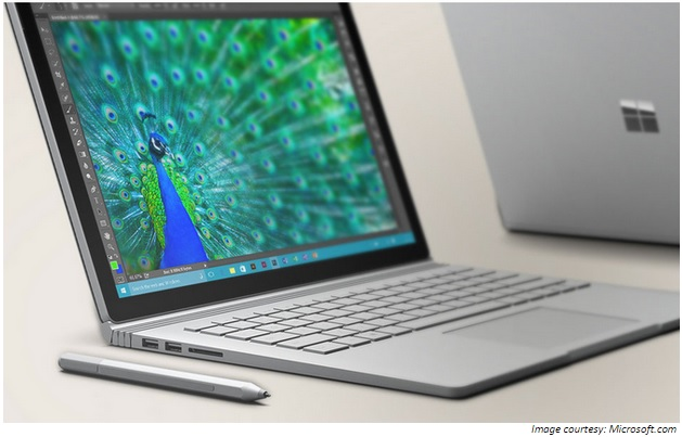 Microsoft-Surface Book