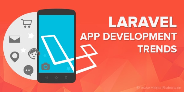 Laravel Application Development Trends 2016