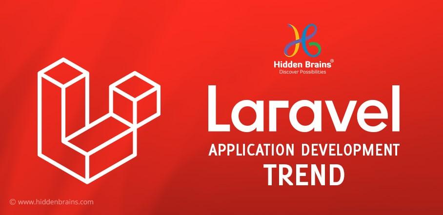 Laravel Application Development Trends 2021