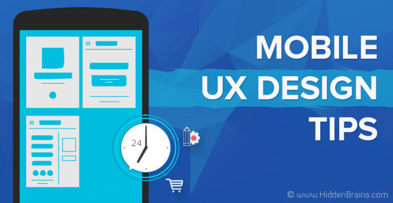 Mobile User Experience Designing Tips