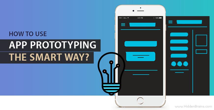 App Prototyping the smart way