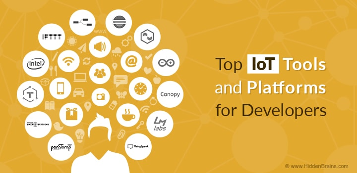 Top IoT Tools and Technologies for Developers | Hidden