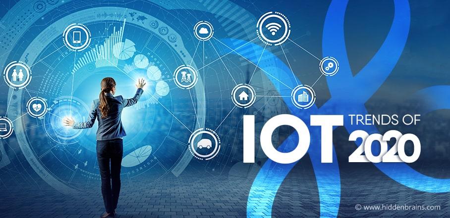 Top 10 IoT Trends of 2020