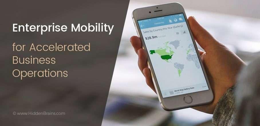 Enterprise Mobility Services & Solutions