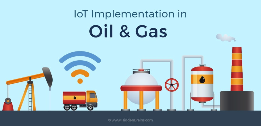 IoT Solutions in Oil and Gas