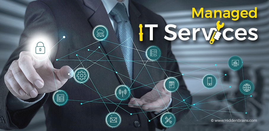 Managed IT Services for Enterprises