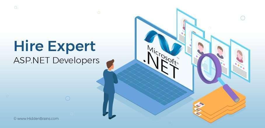 Hire Expert ASP.Net Developers
