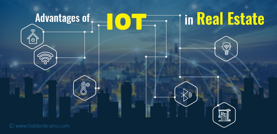 IoT in the Real Estate Industry