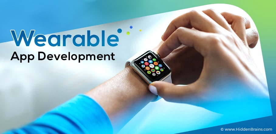 Wearable Application Development Company