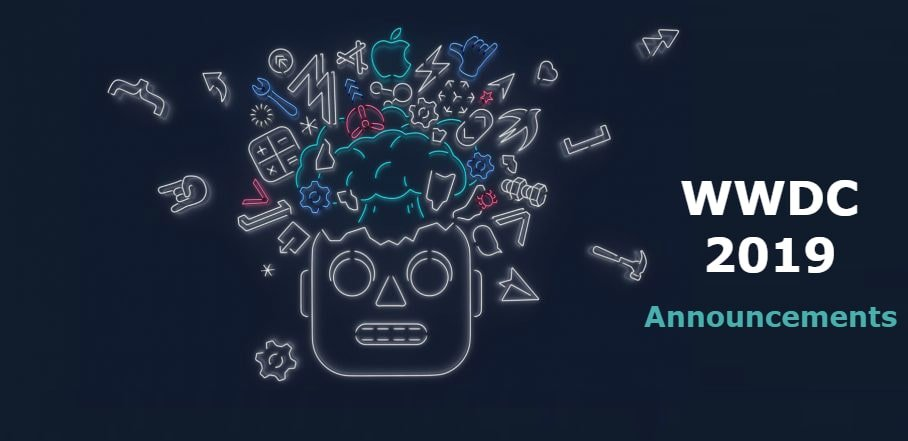 WWDC 2019 Announcements