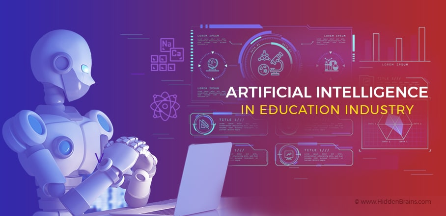 Artificial Intelligence In Education Industry