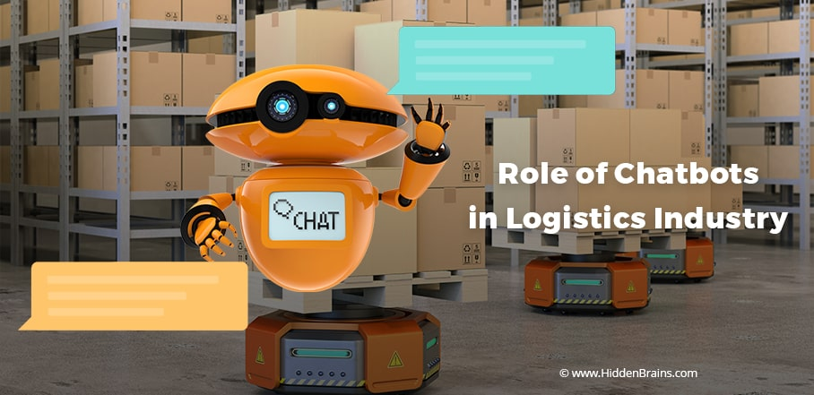 Logistics And Supply Chain Benefit From Chatbots