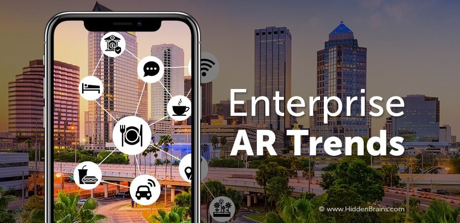 Augmented Reality in Enterprise