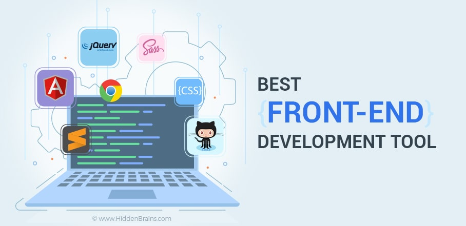 Front End Tools for Web Development