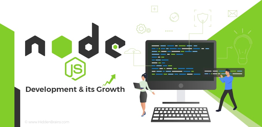 what is the popularity of node.js