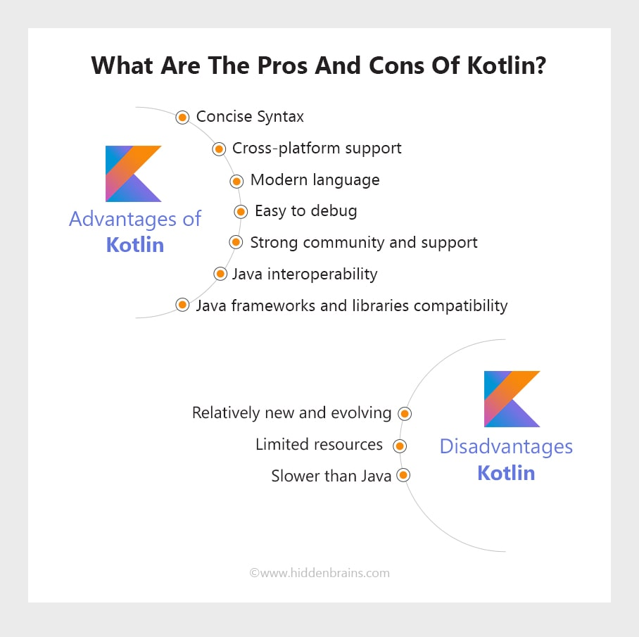Pros and Cons of Kotlin