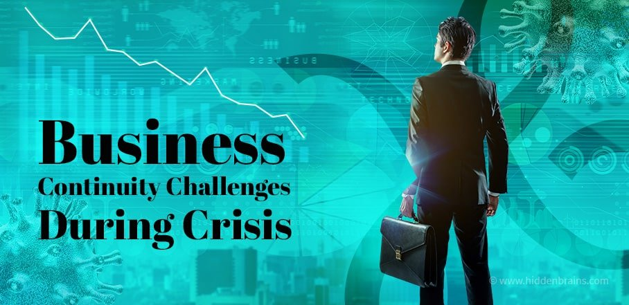 Business Continuity Challenges During Coronavirus Outbreak
