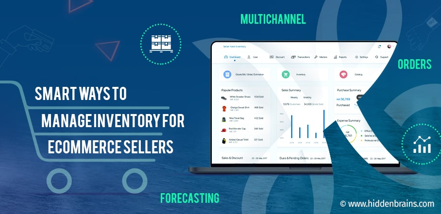 Smart Ways to Manage Inventory for eCommerce Sellers