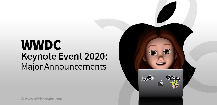 Apple WWDC 2020 Event Major Announcements