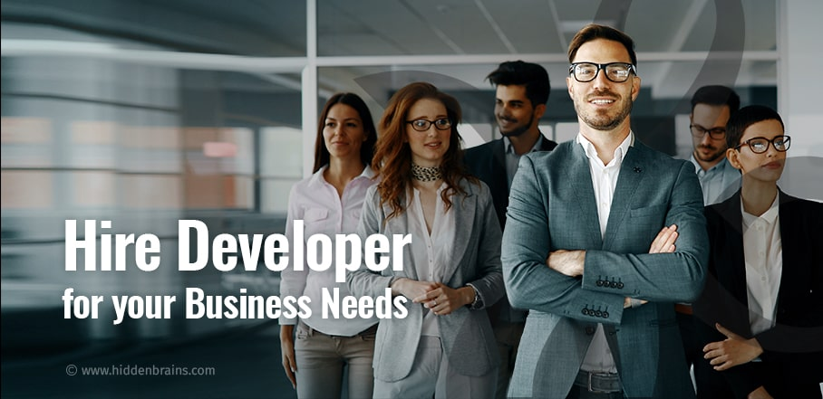 Hire Dedicated Developers for your Project