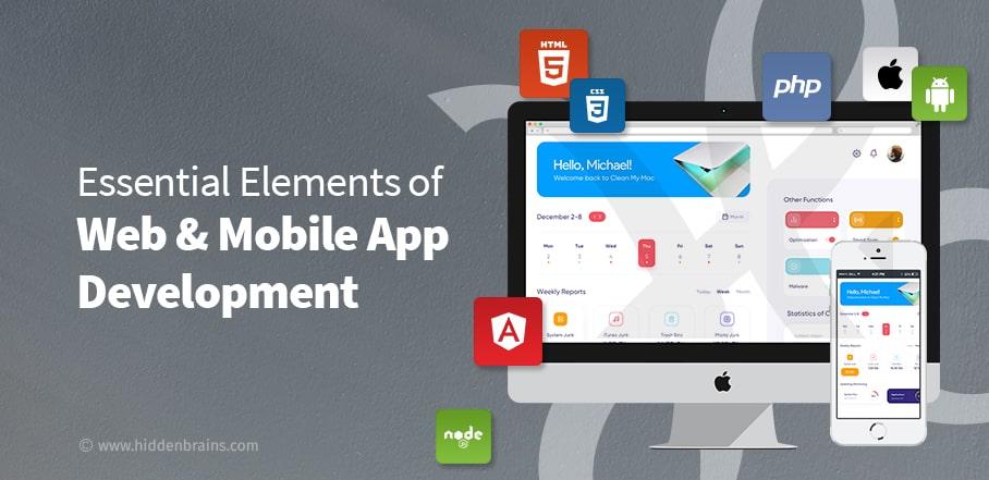 Web & Mobile Application Development