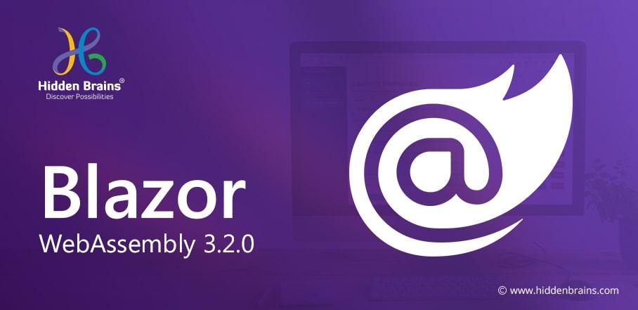 Blazor WebAssembly 3.2.0