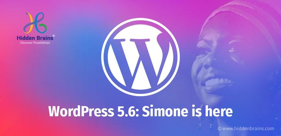 Features of WordPress 5.6