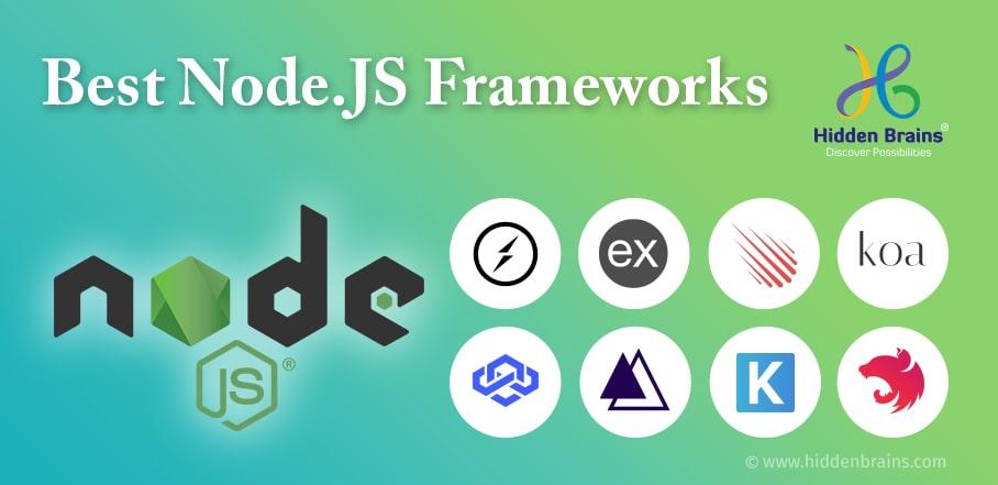 Top Node.JS Framework