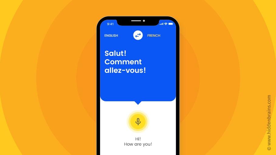 Instant Translation App