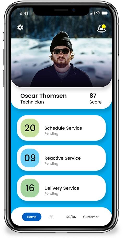 Legacy Mobile App Modernization