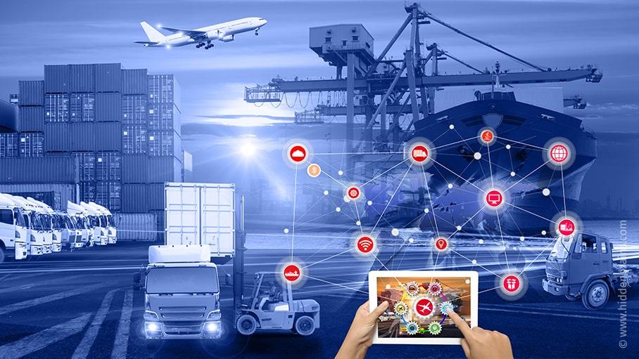 Logistics Delivery App Development
