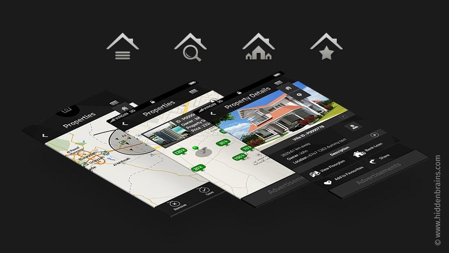 Property Finder App