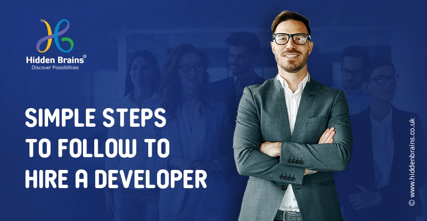 Steps to Hire a Developer