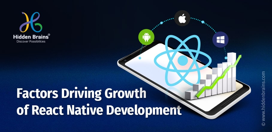 the growth of React Native Development