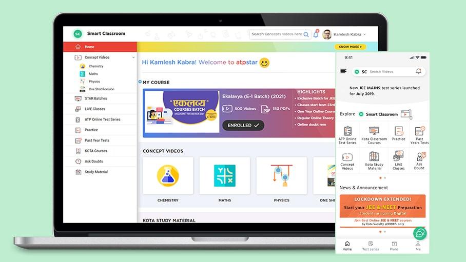 Virtual Classroom Software Idea
