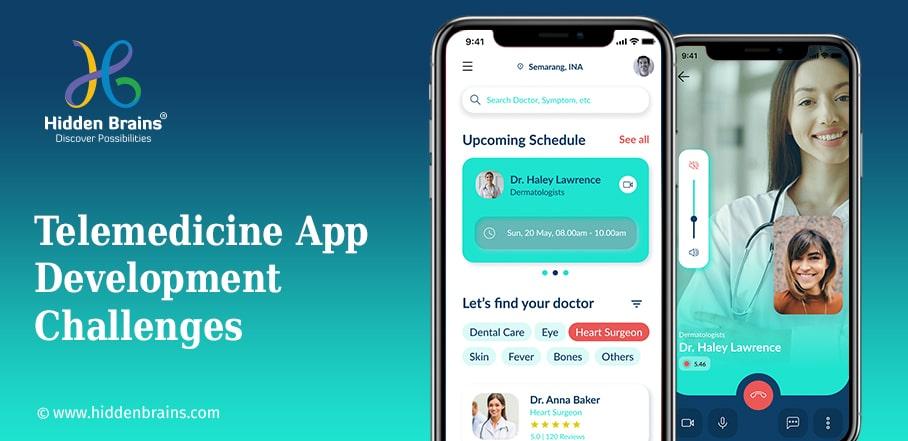 Telemedicine App Development Challenges