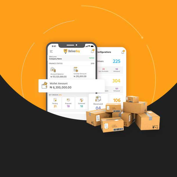 Deliveryany - Custom eCommerce Development by Hidden Brains