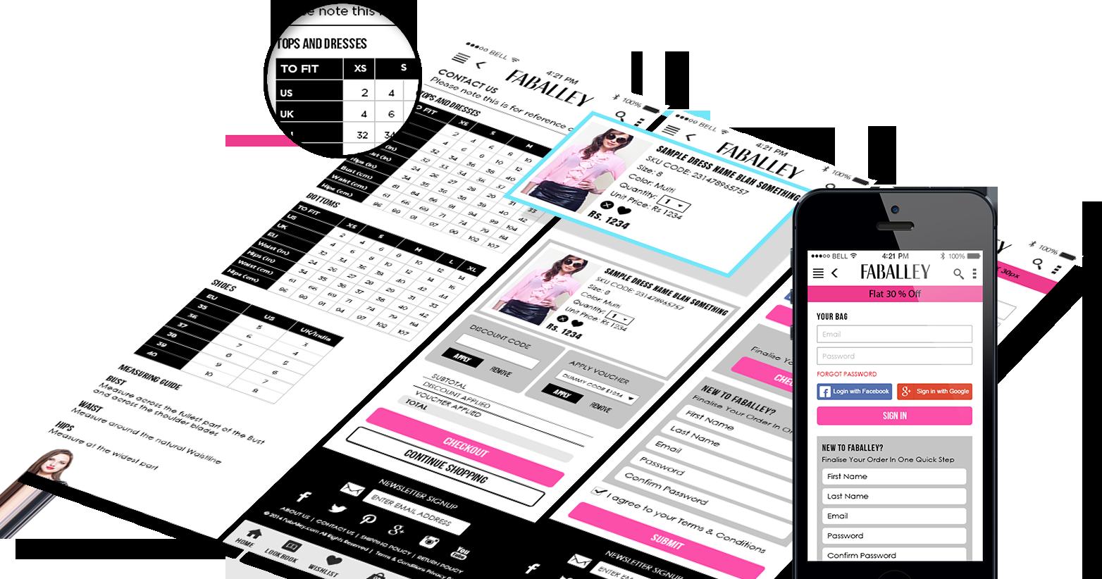FabAlley mobile app development company
