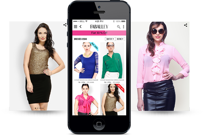 Faballey Shopping App Development Company