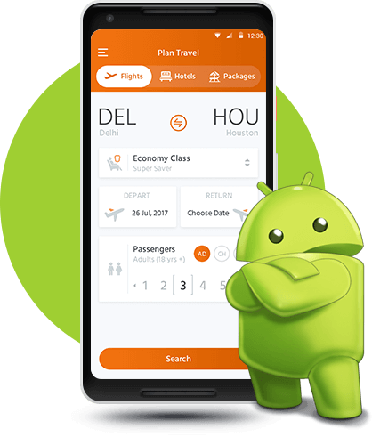 Hire Android app developer in India/USA