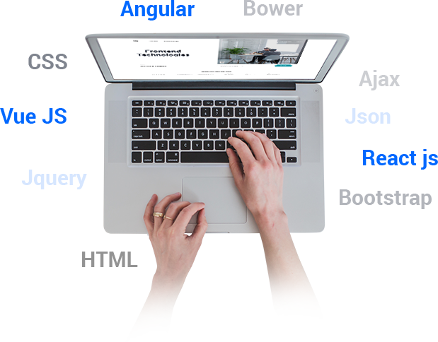 Top Front End Developers for Hire