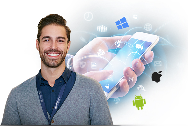 Hire Mobile App Developers in USA