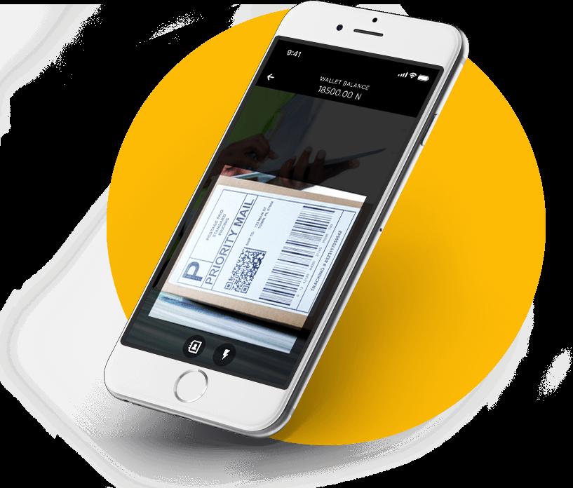 blockchain wallet app development with QR code