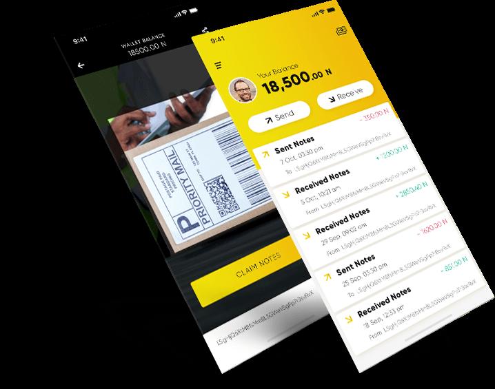 blockchain wallet app development with customer wallet