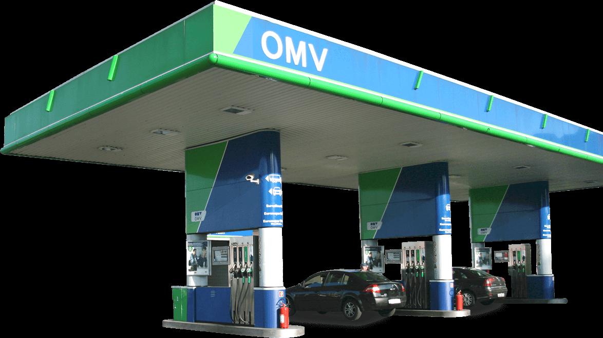 Oil Filling Stations Finder App