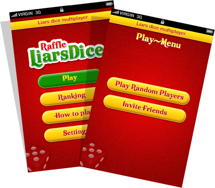 raffle dice game feature